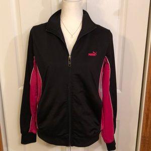 Puma Women's Zip Up Jacket